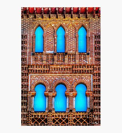 Arabic Influence Photographic Print