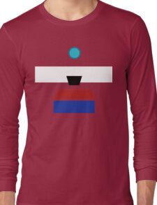 Minimalist Clap-Trap Long Sleeve T-Shirt