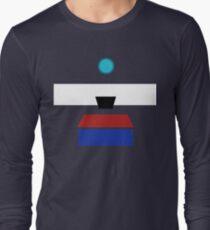 Minimalist Clap-Trap Long Sleeve T-Shirt