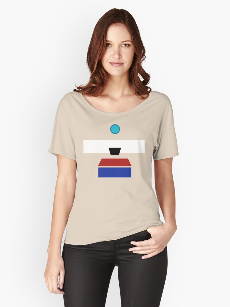 Minimalist Clap-Trap Women's Relaxed Fit T-Shirt Front