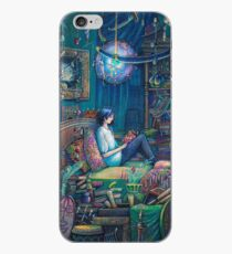 Howl's room in Moving Castle iPhone Case