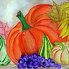 The Splendor of Autumn by Anne Gitto