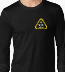 Spacedock Tri-Patch Long Sleeve T-Shirt