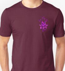 GARDEN CROSS PURPLE  Unisex T-Shirt