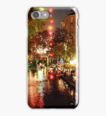 San Antonio River Walk iPhone Case/Skin