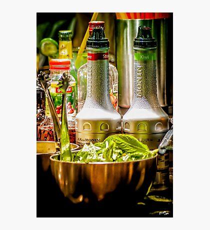Drinks Festival Photographic Print