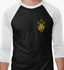 GARDEN CROSS GOLD Men's Baseball ¾ T-Shirt