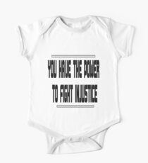 You Have the Power Short Sleeve Baby One-Piece