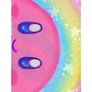 Peekaboo Kirby by BonBonBunny