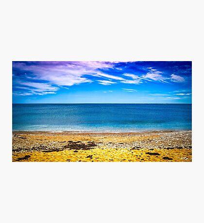 Golden Rock Beach Photographic Print