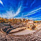 Tarragona Amphitheatre by FelipeLodi