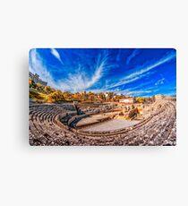 Tarragona Amphitheatre Canvas Print