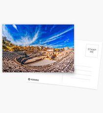 Tarragona Amphitheatre Postcards