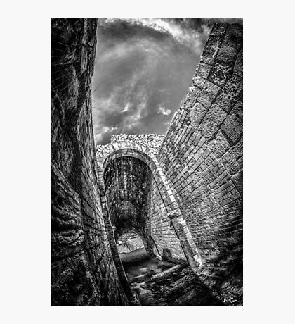 Path to the Death Photographic Print