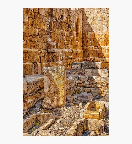 Tarragona Ruins Photographic Print