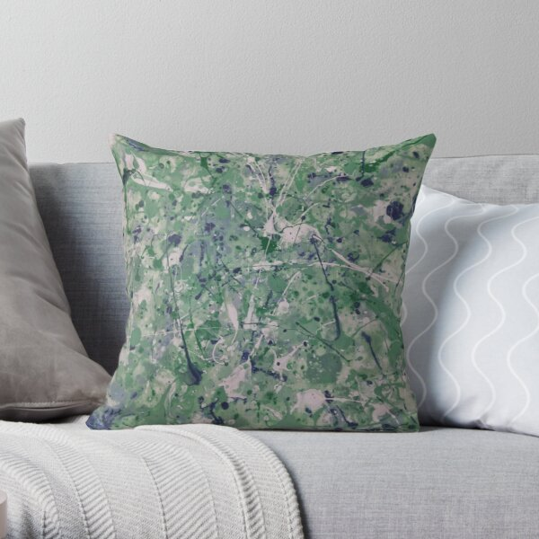 A Sticky Situation Throw Pillow