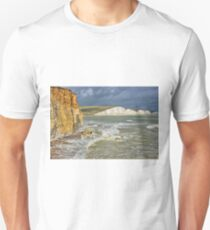 The Seven Sisters From Hope Gap - HDR Unisex T-Shirt