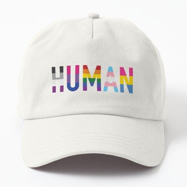 Menschliche, verschiedene Queer Flags 1 Dad Hat