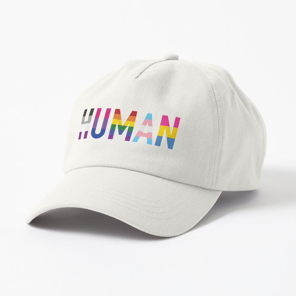 Human, Various Queer Flags 1 Cap