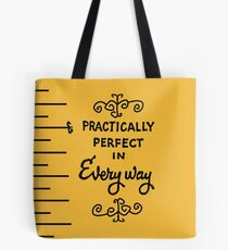 Practically Perfect Tote Bag