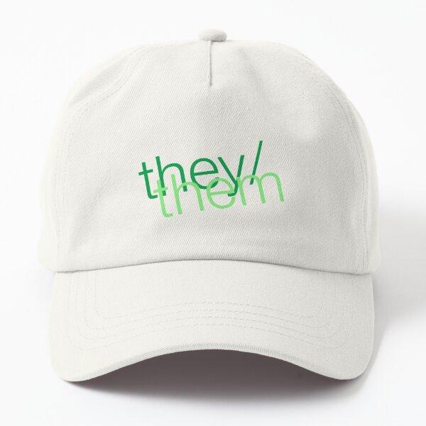 They/Them, v2 Dad Hat