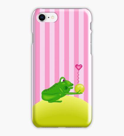 Frog King VRS2 iPhone Case/Skin