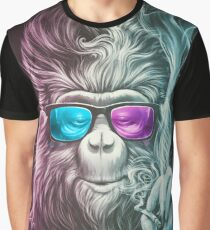 Smoky Graphic T-Shirt