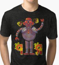 ROBO RIP Tri-blend T-Shirt
