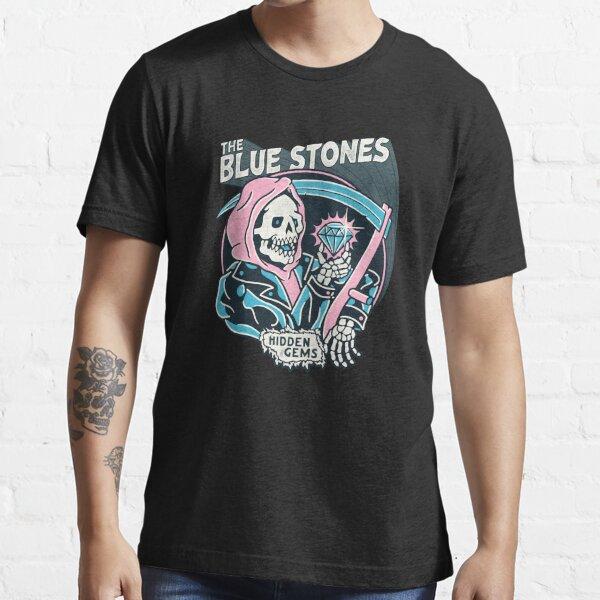 The blue stones - Hidden Gems - logo Essential T-Shirt