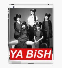 YA BiSH Parody iPad Case/Skin