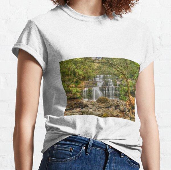Liffey Falls in Tasmania Classic T-Shirt