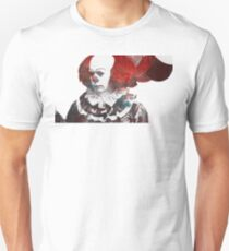 Stephen King's 'It' | Pennywise the Dancing Clown | Tim Curry | Galaxy Horror Icons Unisex T-Shirt
