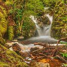Crater Falls by Michael Matthews