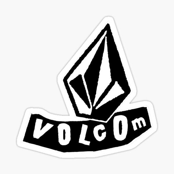 """THE STONE BOARD """"VOLCOM"""" Sticker"""