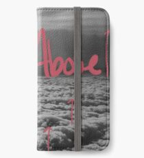 Rise above iPhone Wallet/Case/Skin