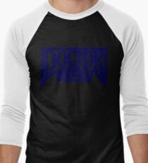 Doctor Who at the Pinnacle Men's Baseball ¾ T-Shirt