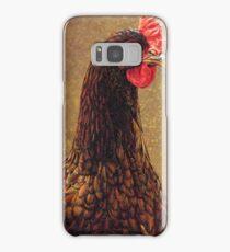 Rhode Island Red Hen, painting Samsung Galaxy Case/Skin