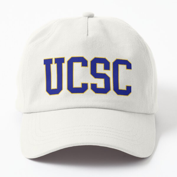 ucsc - college font Dad Hat