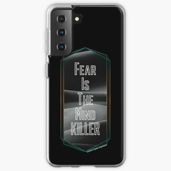 Fear is the mind killer-Dune 2021 Samsung Galaxy Soft Case
