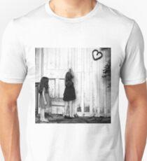 Primrose Cottage Garden Shed Slim Fit T-Shirt
