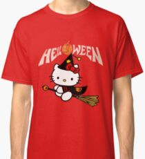 Kitty_Helloween Classic T-Shirt
