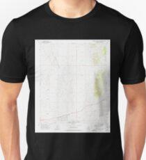 USGS TOPO Map Arizona AZ Prescott Valley North 312987 1973 24000 T-Shirt