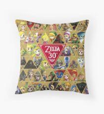Cojín 30 ° aniversario de la serie Zelda