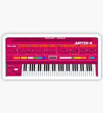 Jupiter-8 Sticker