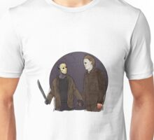 Jason and Michael Unisex T-Shirt