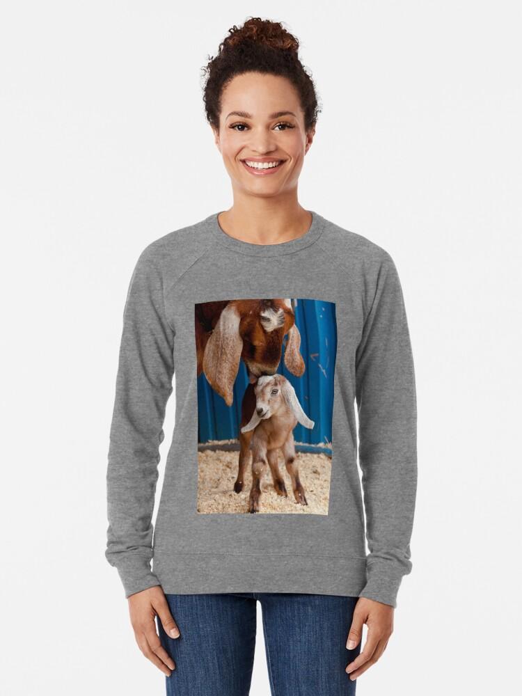Alternative Ansicht von Geleckt sauber Leichter Pullover