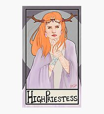 The High Priestess Photographic Print