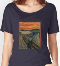 The Oculus Scream Women's Relaxed Fit T-Shirt