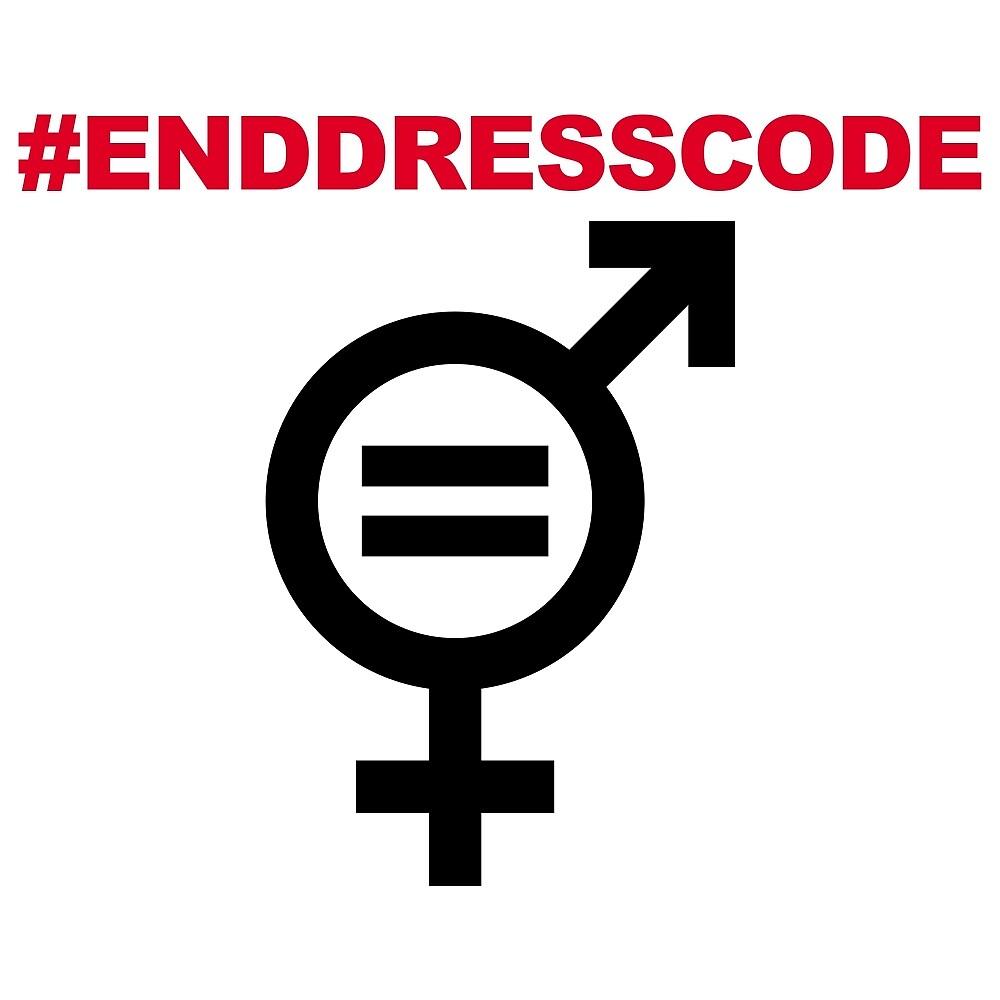 #EndDressCode by Jakob Merkel