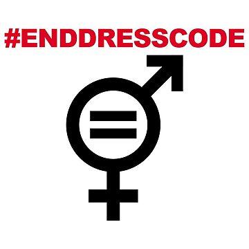 #EndDressCode by JakobMerkel